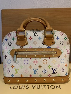 Louis Vuitton Tasche Alma Multicolor