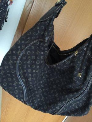 Louis Vuitton Tasche braun Stoff Original