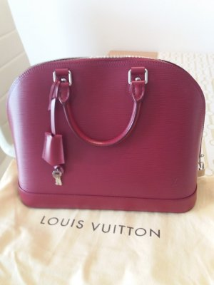 Louis Vuitton Sac à main violet