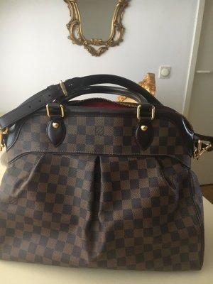 Louis Vuitton Bolsa Hobo marrón Cuero