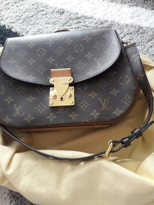 Louis Vuitton Carry Bag bronze-colored
