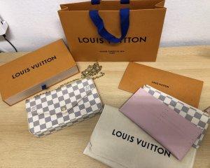 Louis Vuitton Tasche Felicie in Damier Azur