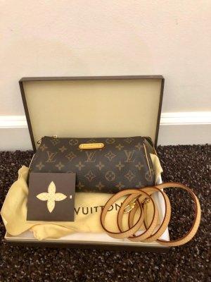 Louis Vuitton Clutch veelkleurig Leer