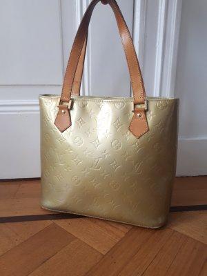 Louis Vuitton Tasche grün/grau/gelbgold