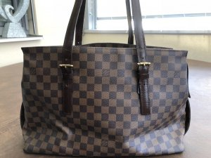 Louis Vuitton Tasche in Damier Ebony