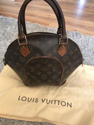 Louis Vuitton Sac à main cognac-noir