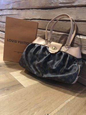 Louis Vuitton Sac Baril brun-beige