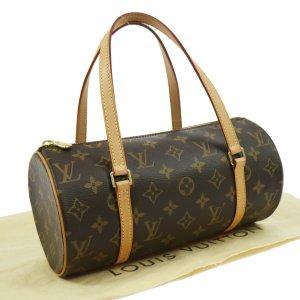 Louis Vuitton Comprador coñac-marrón arena Cuero