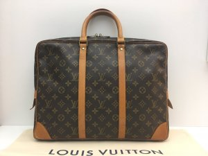 Louis Vuitton Tasche Porte Documents Aktentasche