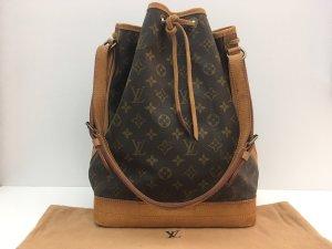 Louis Vuitton Bolso tipo marsupio marrón Cuero