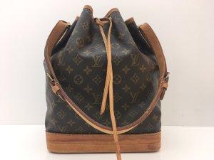 Louis Vuitton Pouch Bag brown leather
