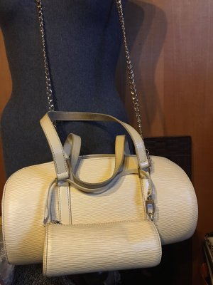 Louis Vuitton Carry Bag pale yellow