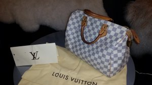 Louis Vuitton Tasche Speedy 30 & Rechnung  & Staubbeutel