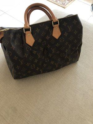 Louis Vuitton Sac Baril brun-marron clair