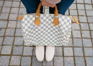 Louis Vuitton Tasche Speedy