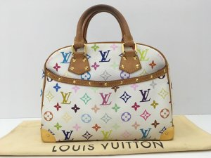 Louis Vuitton Tasche Trouville Multicolore blanc
