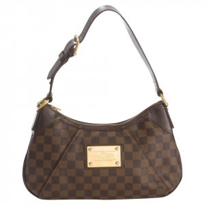 Louis Vuitton Thames PM Damier Ebene Canvas