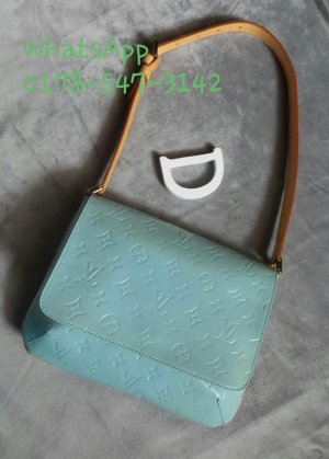 louis vuitton thompson green vernis
