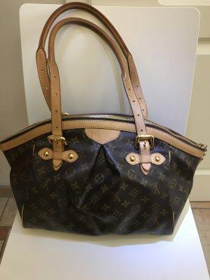 Louis Vuitton Bowling Bag bronze-colored-light brown