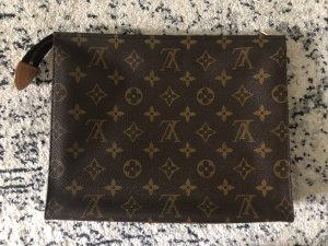 Louis Vuitton Toiletry Pouch Monogram Clutch Tasche