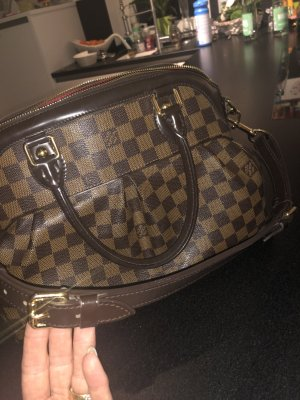 Louis Vuitton Handbag black brown-brown