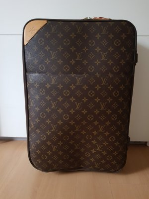 Louis Vuitton Equipaje marrón