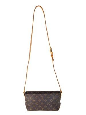 Louis Vuitton Trotteur Tasche Handtasche Umhängetasche aus Monogram Canvas