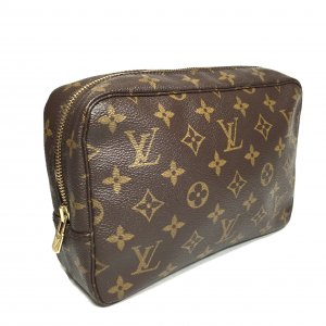 Louis Vuitton Trousse Toilette 23 Kulturbeutel Kosmetiktasche Monogram Canvas