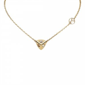 Louis Vuitton Trunkies Pendant Necklace
