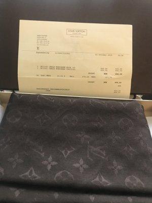 Louis Vuitton Doek donkerbruin