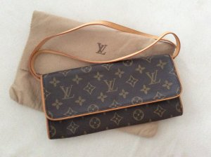 LOUIS VUITTON TWIN POCHETTE GM CROSSBODY - ORIGINAL