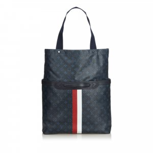 Louis Vuitton Ultra Light Paint Stripes Tote Bag