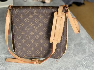 Louis Vuitton Umhängetasche Brown Monogram