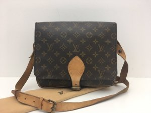 Louis Vuitton Umhängetasche  Cartouchiere Monogram