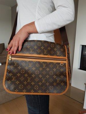 Louis Vuitton Borsa a spalla bronzo-marrone chiaro