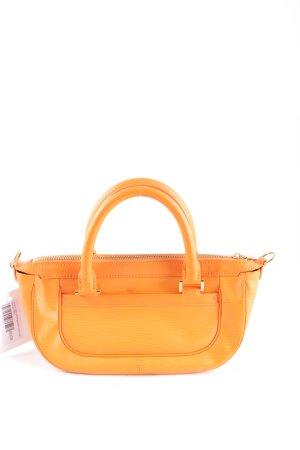 Louis Vuitton Gekruiste tas licht Oranje structuur stijl