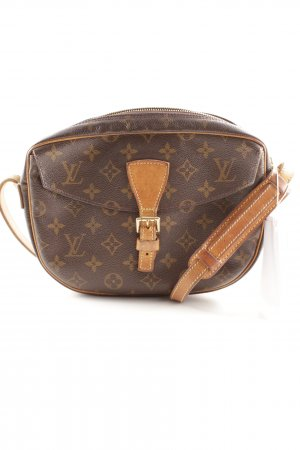 "Louis Vuitton Sac bandoulière ""Jeune Fille Monogram Canvas"""