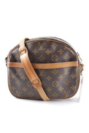Louis Vuitton Crossbody bag monogram pattern casual look