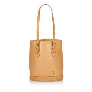 Louis Vuitton Vachetta Bucket Petit Bag