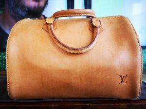 LOUIS VUITTON Vachetta Speedy 30