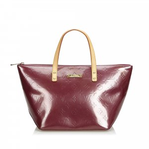 Louis Vuitton Vernis Bellevue PM Handbag