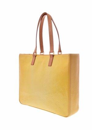 Louis Vuitton Vernis Columbus Shoulder Tote Bag