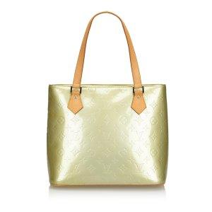 Louis Vuitton Tote geel