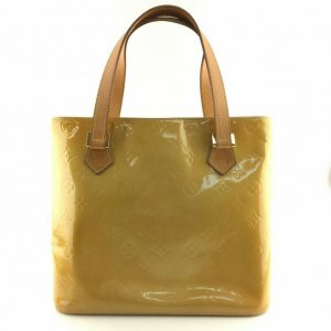 Louis Vuitton Vernis Houston M91055 Hand Bag C0677