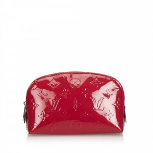 Louis Vuitton Vernis Leather Cosmetic Pouch