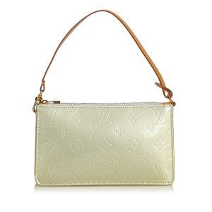 Louis Vuitton Handtas beige Imitatie leer