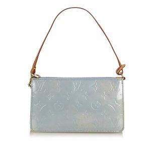 Louis Vuitton Handtas lichtblauw Imitatie leer