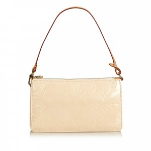 Louis Vuitton Borsetta bianco Finta pelle