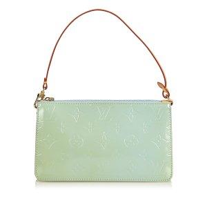 Louis Vuitton Handtas blauw Imitatie leer