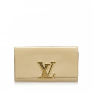 Louis Vuitton Vernis Louise Wallet